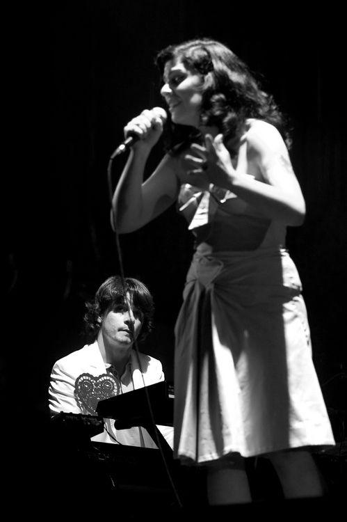 """Concerto """"Amália Hoje"""" em Alcobaça"""