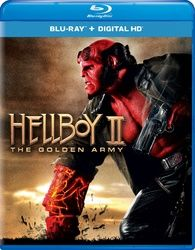 Hellboy II: The Golden Army (Blu-ray)