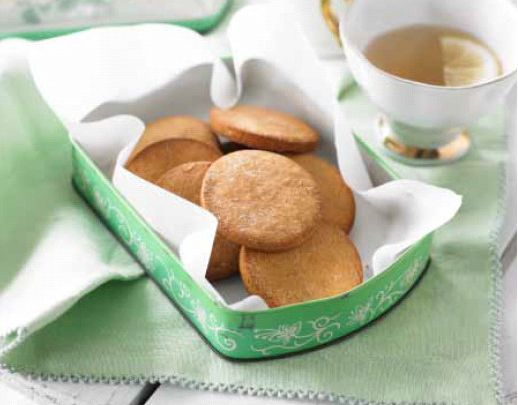 Butternut Cookies by SuperCharged Food