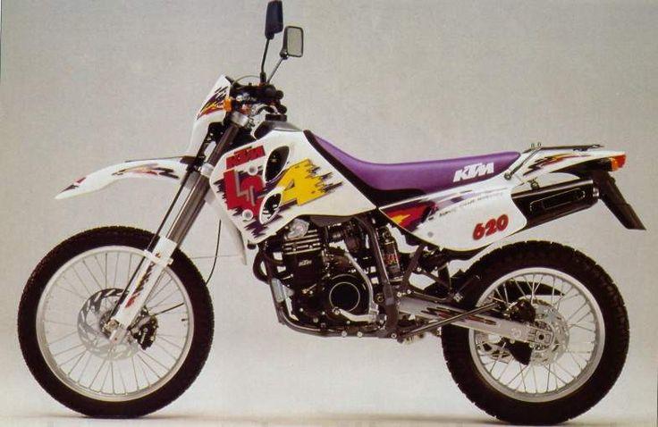 KTM LC4 EGS-E