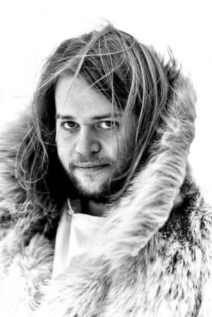 Magnus Nilsson - chef/patron of Faviken in Sweden