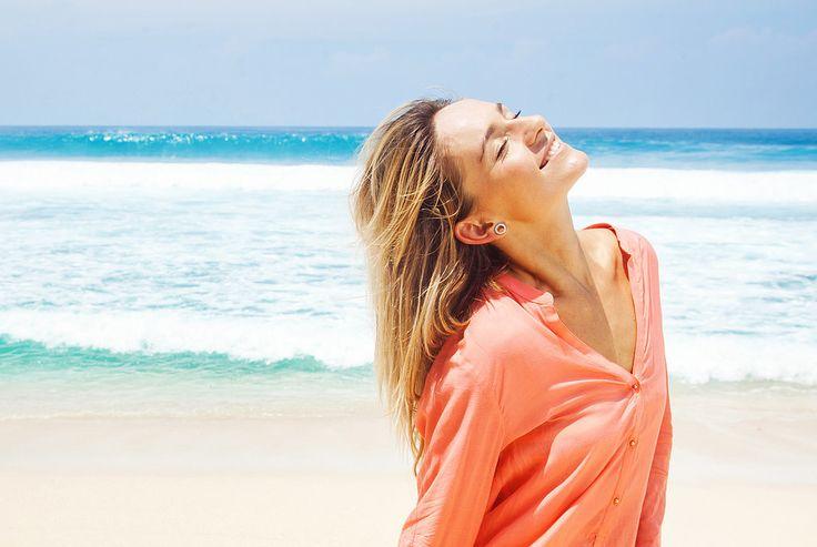 Get Summer Hair Highlights the Natural Way | POPSUGAR Beauty