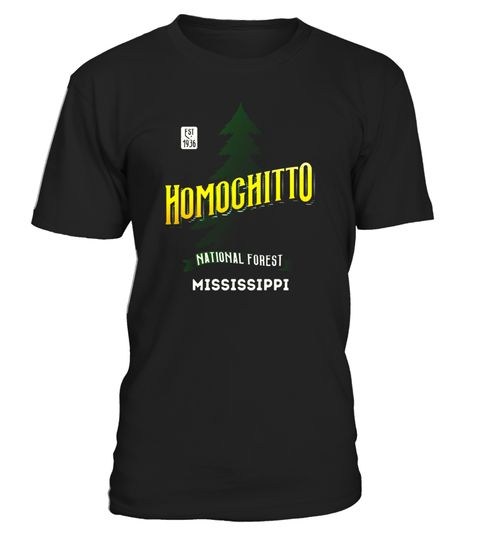 "# Homochitto National Forest Mississippi Retro Logo Shirt .  Special Offer, not available in shops      Comes in a variety of styles and colours      Buy yours now before it is too late!      Secured payment via Visa / Mastercard / Amex / PayPal      How to place an order            Choose the model from the drop-down menu      Click on ""Buy it now""      Choose the size and the quantity      Add your delivery address and bank details      And that's it!      Tags: In southern Mississippi…"