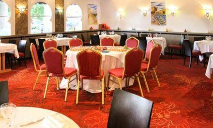 Cuisine orientale pour 2 ou 4 personnes - Restaurant Villa Mogador à Saint-Maur-des-Fossés