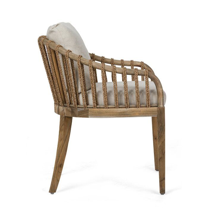 Tulum Upholstered Dining Chair Dining Room Arm Chairs Dining Chairs Rustic Dining Chairs