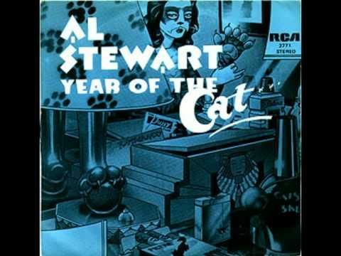 Al Stewart, British singer/songwriter turns 68 today - he was born 9-5 in 1945. Many remember him best for his 1976 hit song 'Year Of The Cat'