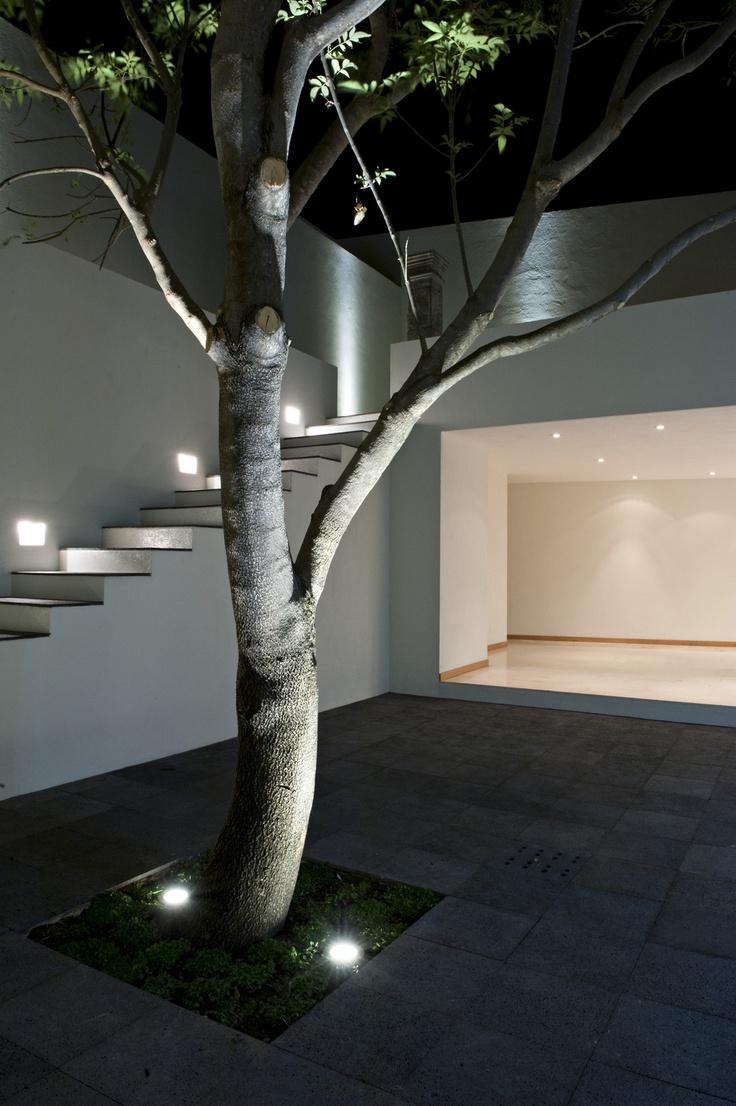51 best tecno lite iluminaci n exterior images on pinterest - Iluminacion exterior led ...