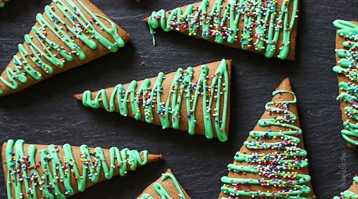 Gingerbread Christmas Tree Recipes
