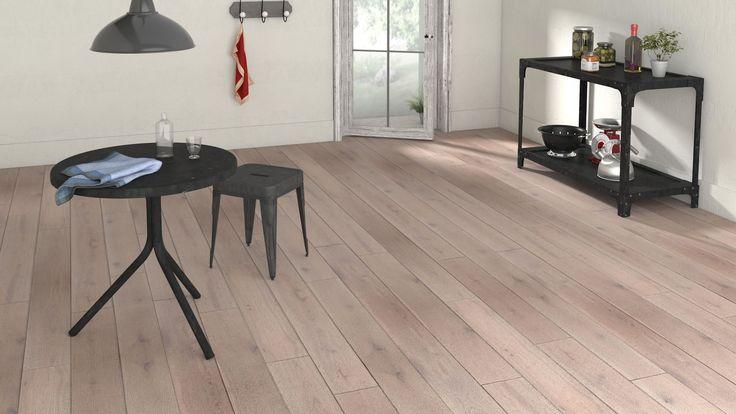 parquet massif ch ne clic poivre blanc saint maclou. Black Bedroom Furniture Sets. Home Design Ideas