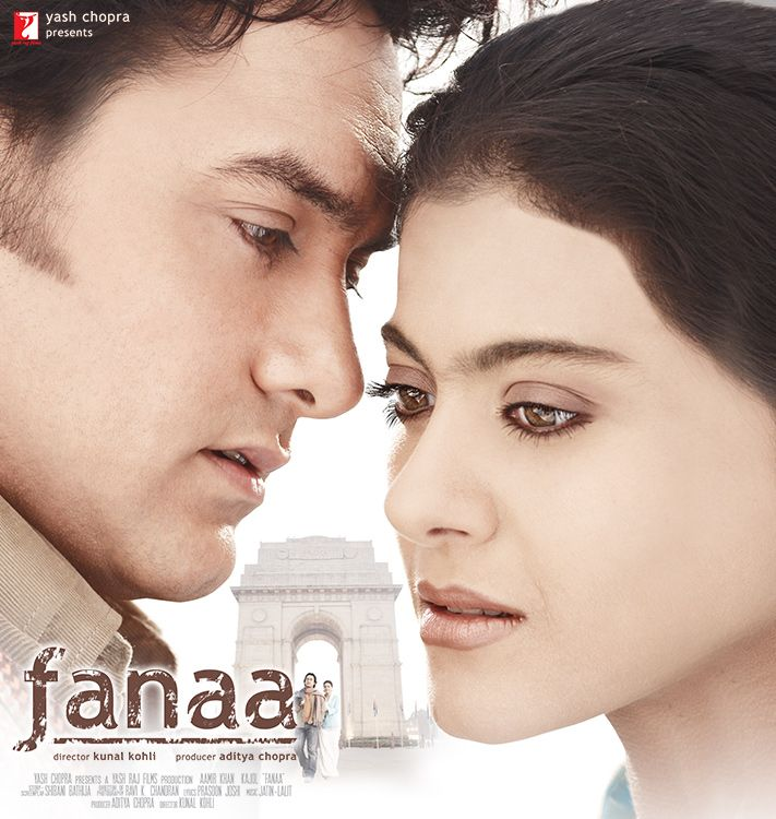 Release Date: 26 May 2006 Directed by: Kunal Kohli Produced by: Aditya Chopra Cast: Aamir Khan, Kajol and others