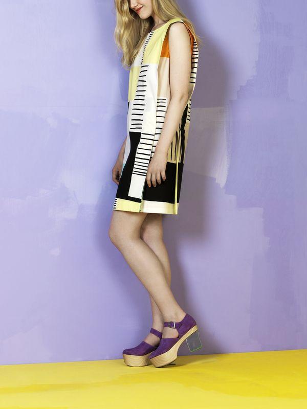 MARIMEKKO spring 2014 look book featuring Minna Parikka Mentlana heels.