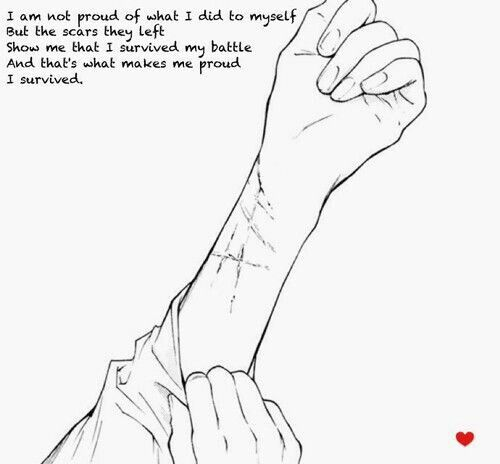 Emo Quotes About Suicide: 25+ Best Ideas About Cutting Scars Tattoo On Pinterest
