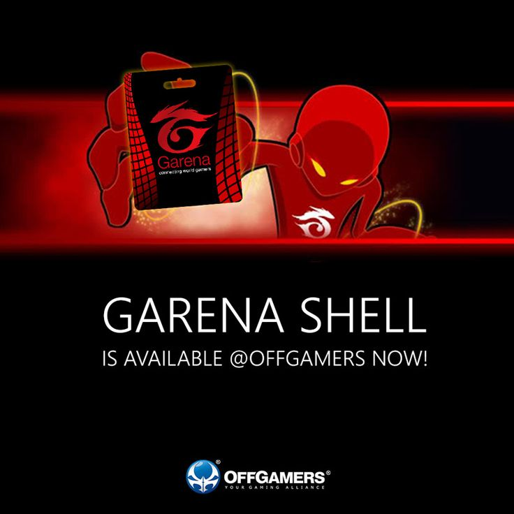 Garena shells is now available at offgamers garena an