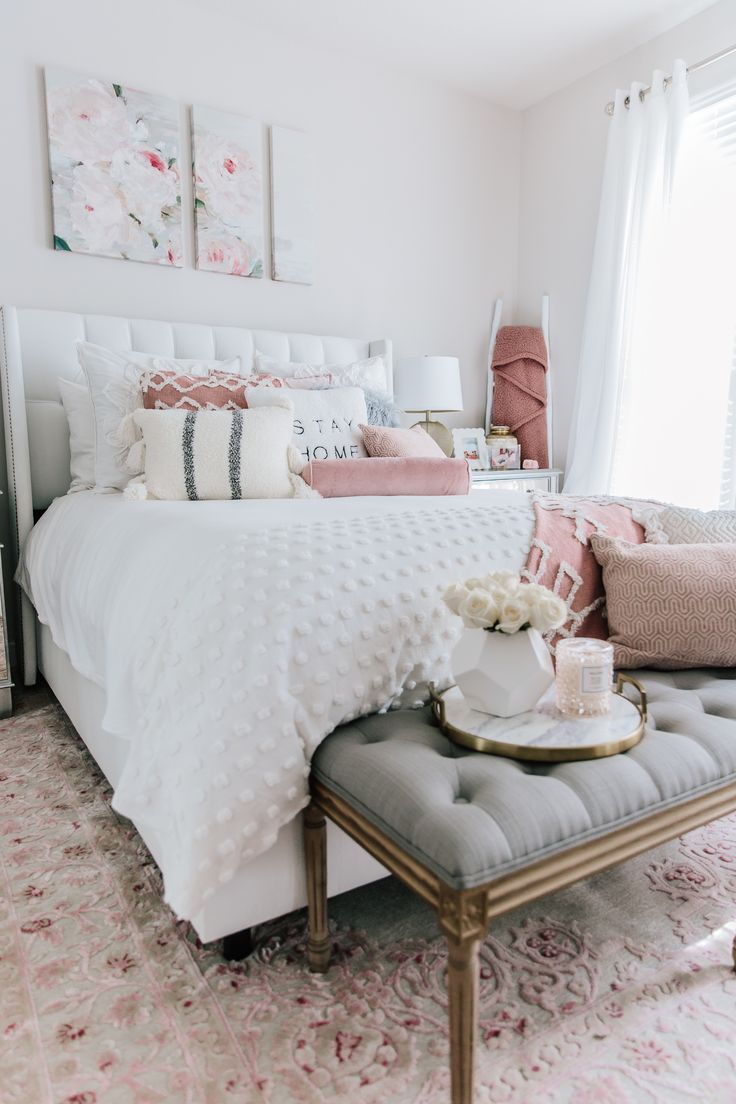 Bedroom Refresh With Affordable Buys From Urban Outfitters Home