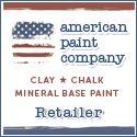 American Paint Company.....so proud to be part of this awesome paint!  Find me at two locations in CA..., Santa Clarita; Country Antique Fair Mall and Agoura Hills, The Agoura Antique Mart or email me at barnandcharm@aol.com