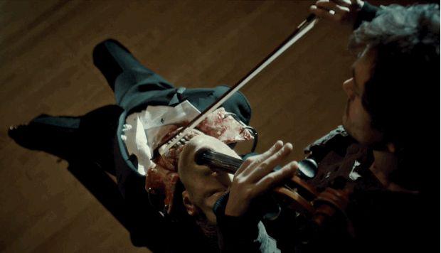 Hannibal Cello scene