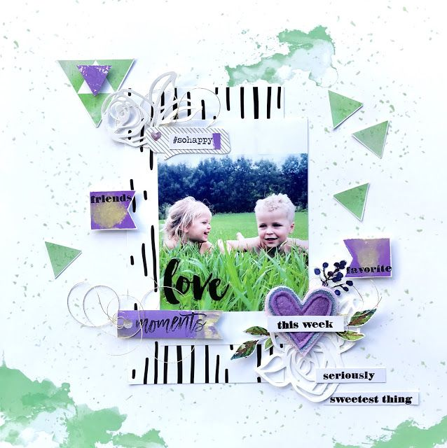 http://patriciasue.blogspot.co.nz/2018/02/february-altenew-challenge-8.html Altenew Scrapbooking, using the stamp sets, Tabbed and Journal Card Builder, papers from the 'My Family' collection and diets from the 'Reflection' collection.