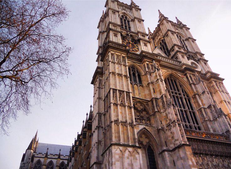 London ~ Westminster Abbey