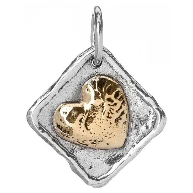 Waxing Poetic Charm Lucky Chances Heart. #laylagrayce #charm #valentinesday
