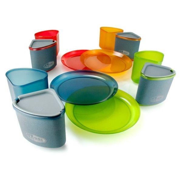 GSI | Infinity 4 Person Compact Table Set - Multicolour  #botanex #botanexstore #waronwaste #outdoors #camping #glamping #protectourplanet #zerowaste #wantone