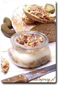 Smalec z cebulą i jabłkami - przepis | Olga Smile.com