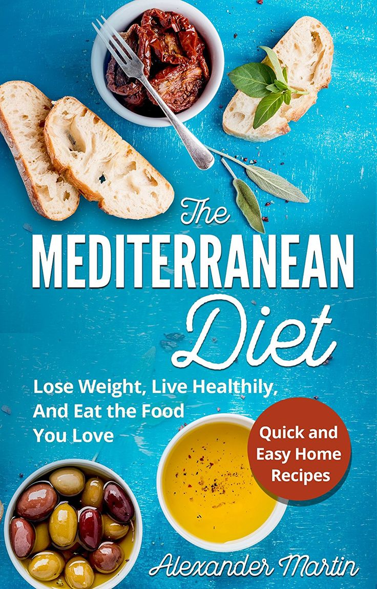 The Mediterranean Diet: Lose Weight, Live Healthily, And Eat the Food You Love + Quick & Easy at Home Recipes (Mediterranean Diet Book, Cookbook) (English Edition) eBook: Alexander Martin: Amazon.de: Kindle-Shop