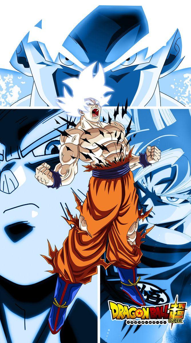 Goku Kanzenai B By Jemmypranata Anime Dragon Ball Super Dragon
