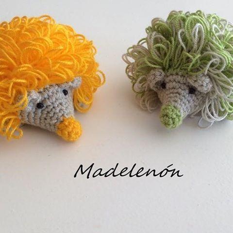 «Nice weekend! #amigurumi #amigurumis #crochet #crochê #uncinetto #ganchillo…