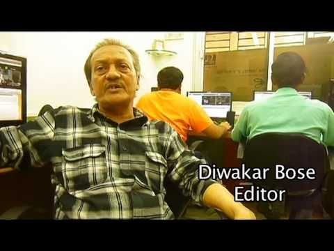 NEI INDIA Special lecture by DIWAKAR BOSE ( EDITOR AND DIRECTOR)