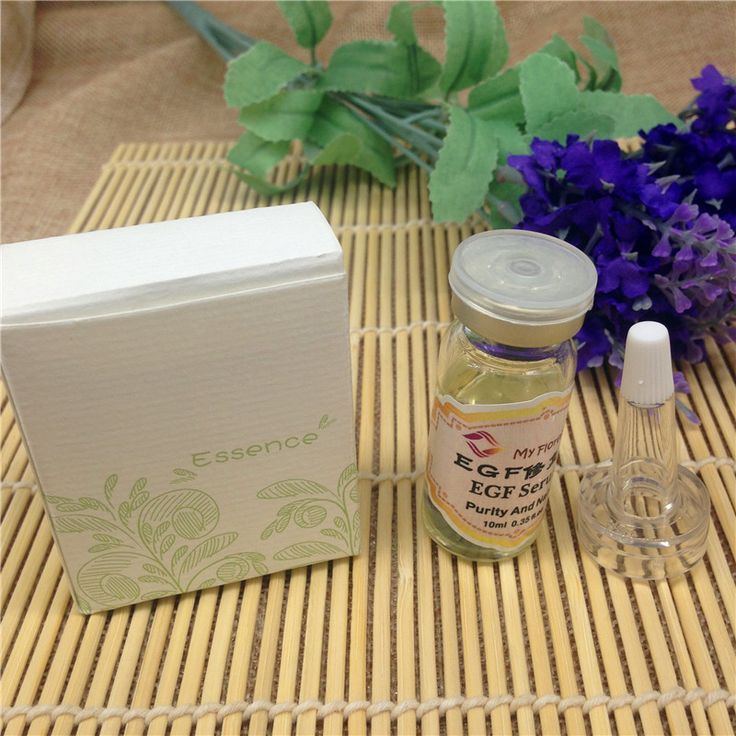 Hyaluronic Acid Essence Serum Epidermal Growth Factor 6pcs/lot