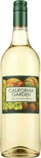 California garden, one star