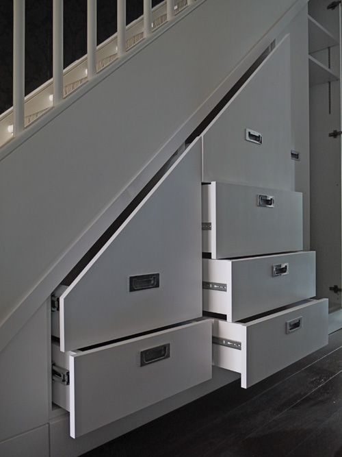 Richard Hill under stair storage