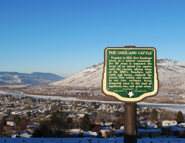Kamloops British Colombia, Landscape, Overlook, AWESOME