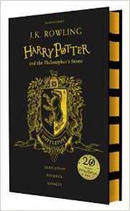 Harry Potter and the Philosopher's Stone - Hufflepuff Edition : J. K. Rowling : 9781408883808   Celebrate 20 years of Harry Potter magic with four special editions of Harry Potter and the Philosopher's Stone. Gryffindor, Slytherin, Hufflepuff, Ravenclaw