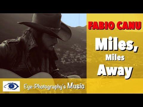 "Please follow Eye-Photography Youtube channel!! Fabio Canu - ""Miles, miles away"" live acoustic@Poggio dei Pini CA"