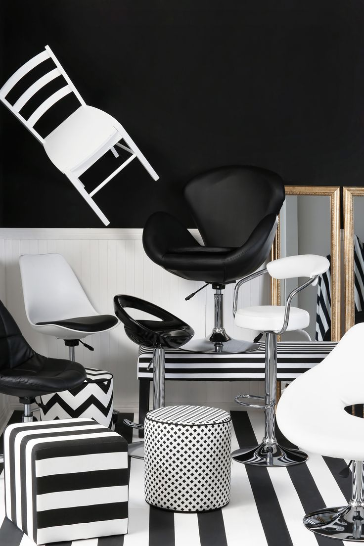 Para cada espacio una silla. #PuedoTenerUnAmbienteConEstilo