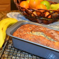 Banana Bread (with sour cream) Recipe.