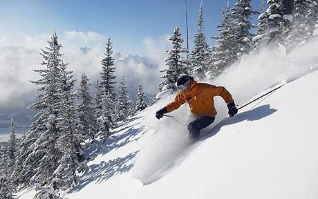 4 Things to Remember When Skiing Off-Piste | National Broadcasting