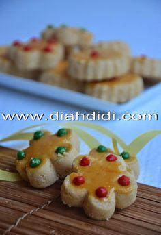 Diah Didi's Kitchen: Kue Kering Kacang Vanilla Praktis