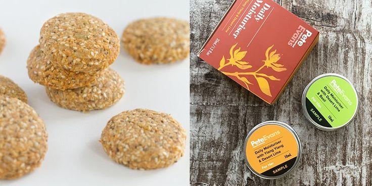 Cookies & Cream Giveaway