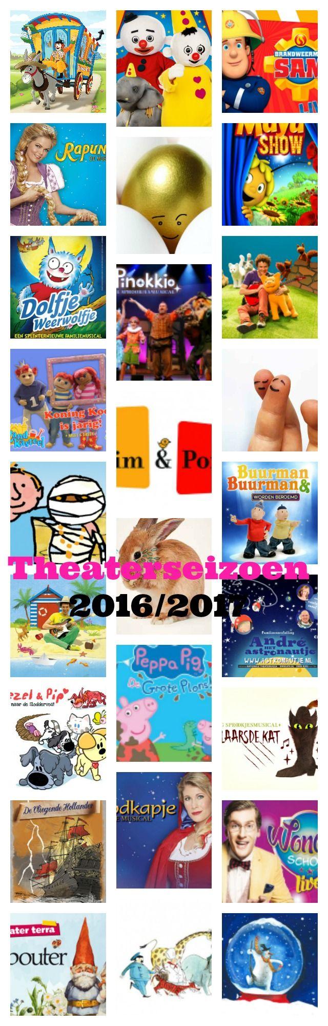 Familievoorstellingen theaterseizoen 2016 2017 - Mamaliefde.nl
