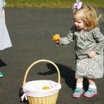 Kids Easter Party Games