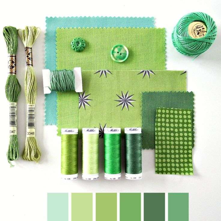 Color curated moodboard by Very Berry for #the100dayproject - 62/100 green