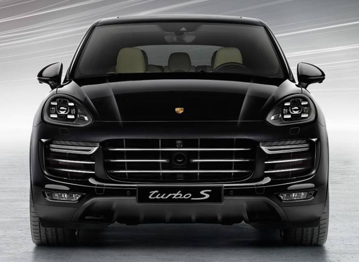 2017 #Porsche #Cayenne #Turbo is Ready For The Market!