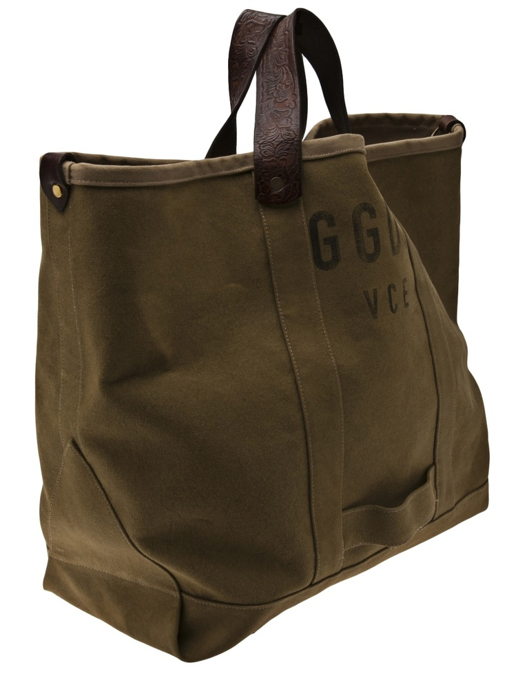 Golden Goose Deluxe Brand Canvas Tote - A'maree's - farfetch.com