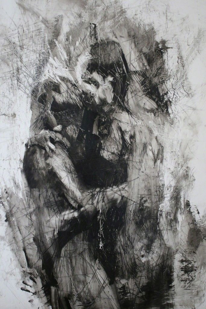 Antony Micallef, 'Study of An Embrace #2 (Trace),' 2015
