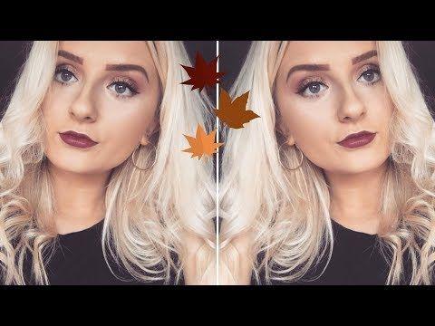 Autumn makeup 2017