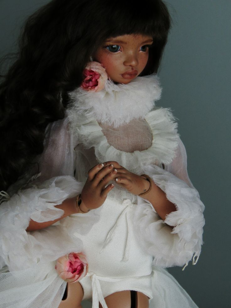 porcelain doll Irina Lumiere