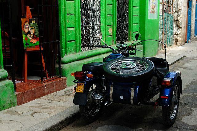 """""""Cuba"""" vía @martin T Lynagh"""