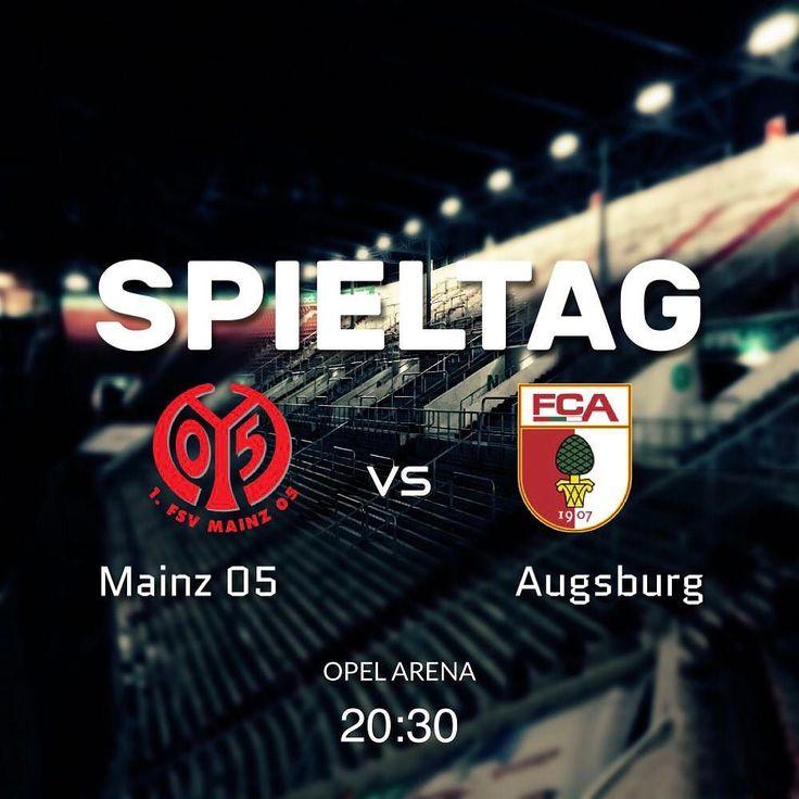 AUSWÄRTSSPIEL ins Mainz. Eure Tipps? . #fcaugsburg #fcaugsburg1907 #fca #m05fca #bundesliga #fussball #soccer #rotgrünweiss #augsburgerjungs #auswärtsspiel #auswärtssieg #dreipunkte #endlich